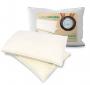 Travesseiro de Látex Dunlop Basic Médio