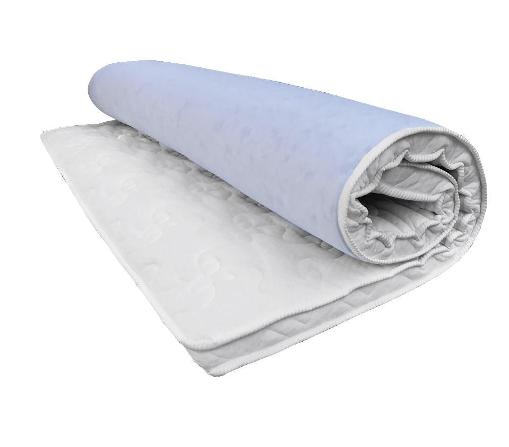 Pillow top de látex 8cm