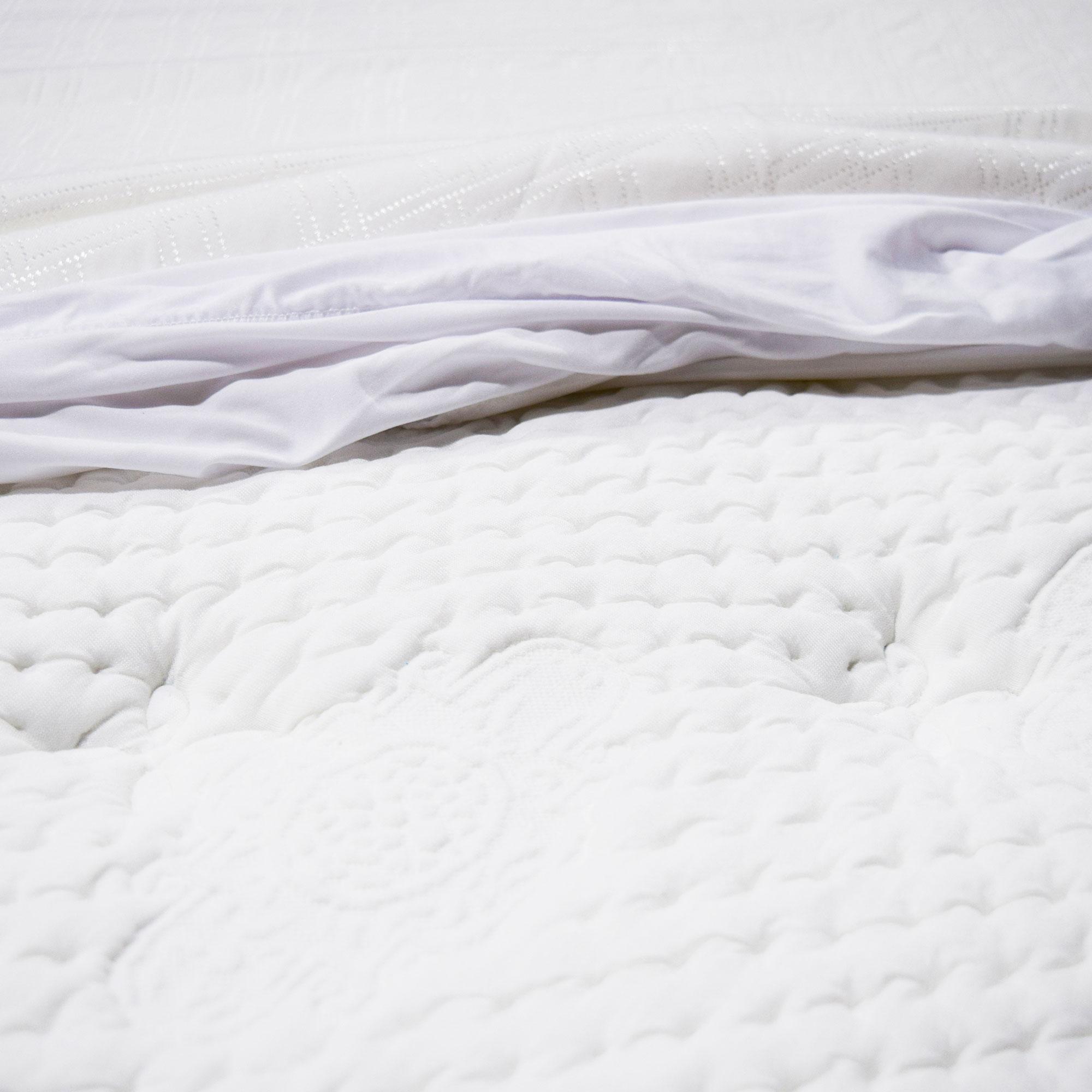 Protetor de colchão impermeável sem ruído LISO