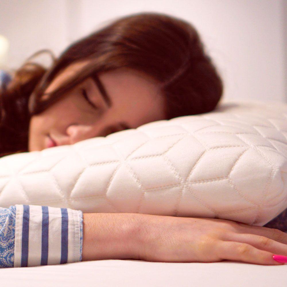 Travesseiro de Látex Talalay Perfil Alto