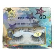 Cílios Postiço 6D 53 - Miss Frandy