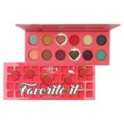 Paleta de Sombra Favorite It Cor1 My Life