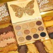 Paleta de Sombra Good as Gold - Colourpop