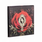 Paleta de Sombra Red Rose Bruna Tavares