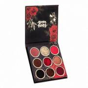 Paleta de Sombra Red Rose Bruna Tavares