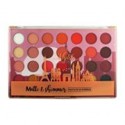 Paleta de Sombras Matte Shimmer MyLife