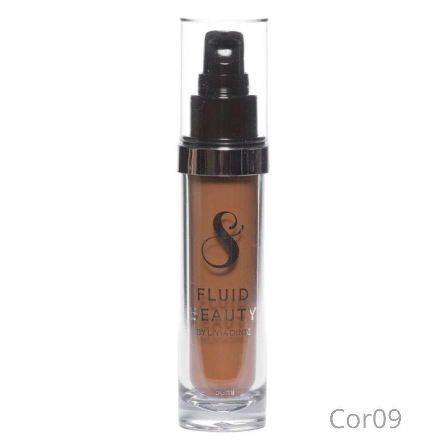 Base Fluida - Suelen Makeup