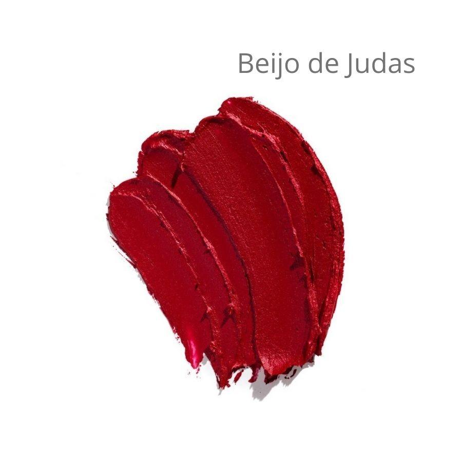 Batom Líquido Matte Beijo de Judas Boca Rosa