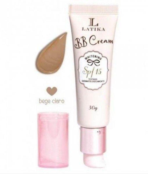 BB Cream Latika Clareador FPS 44