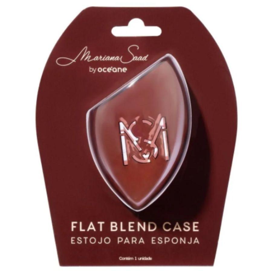 Estojo para Esponja Case Flat Blend - Mariana Saad