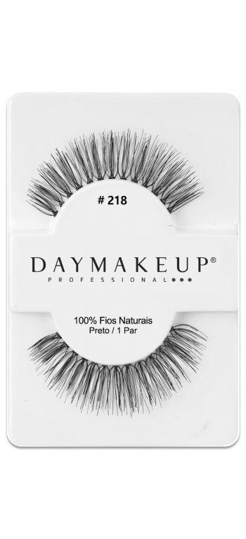 Cílios Postiços 218 Human Hair Day Makeup
