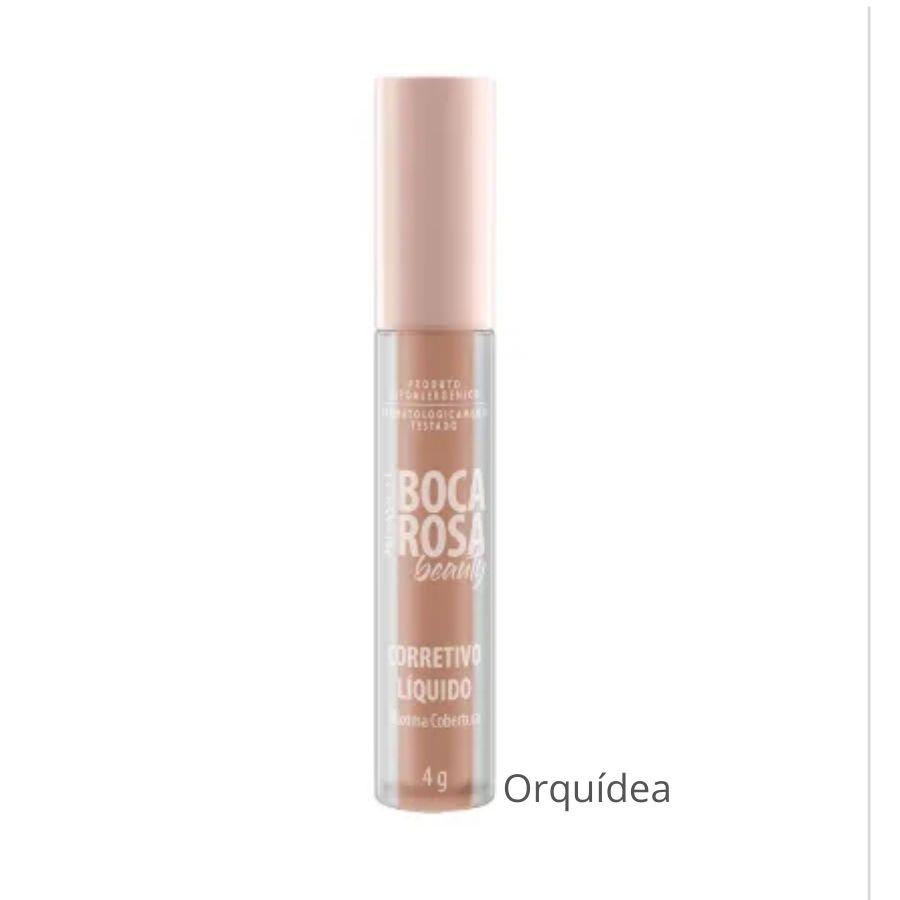 Corretivo Liquido HD Boca Rosa Beauty Payot