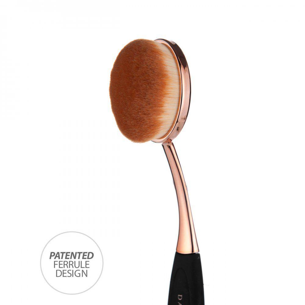 Pincel Escova Oval Pequena F88 Day Makeup
