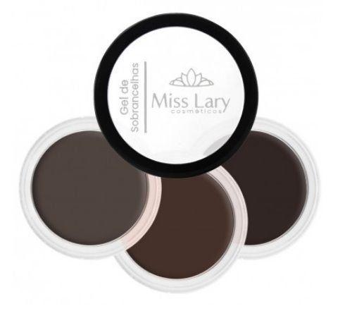 Gel Para Sobrancelhas Miss Lary
