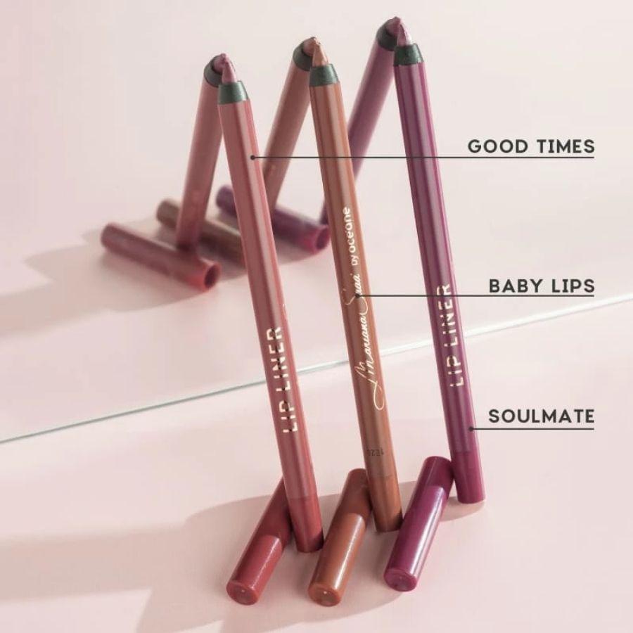 Lápis de Contorno Labial Lip Liner Mariana Saad