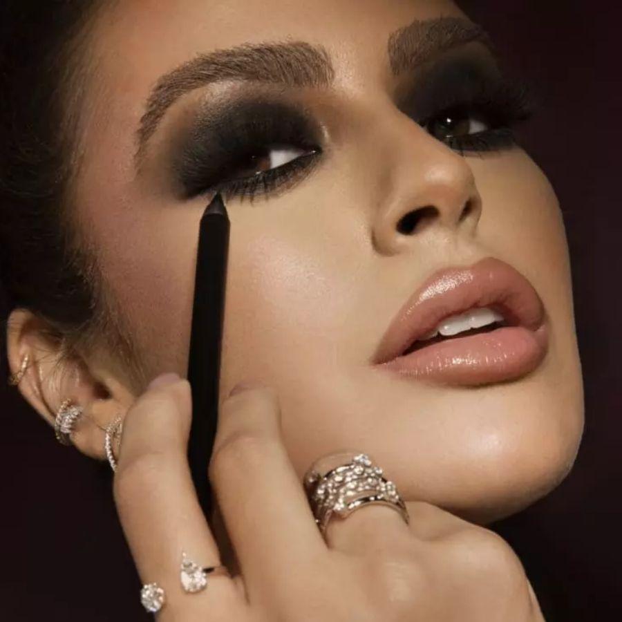 Lápis para Olhos Super Black Eyeliner Mariana Saad