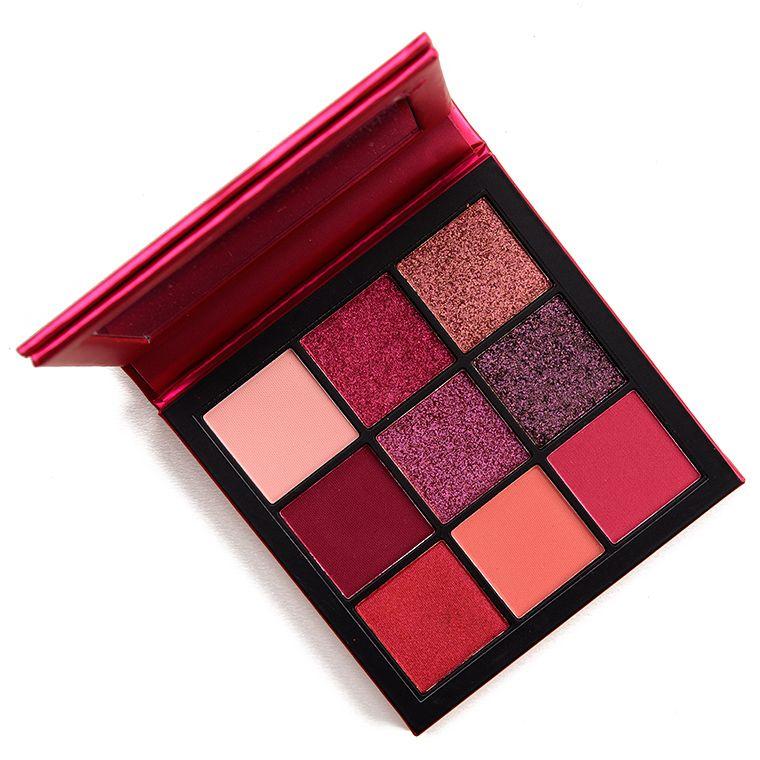 Mini Paleta de Sombras Ruby Obsessions Huda Beauty