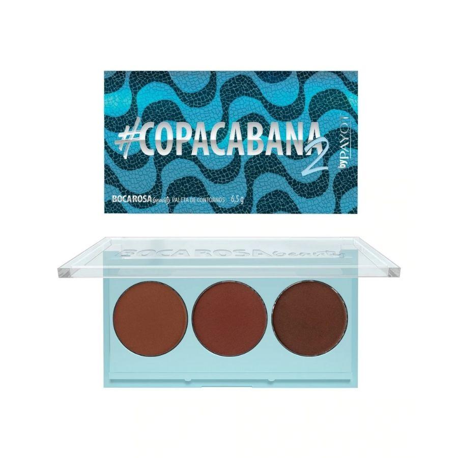 Paleta Contorno Boca Rosa Beauty CopaCabana 2 Payot
