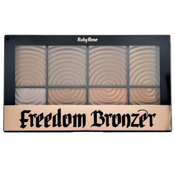 Paleta de Bronzer Freedom 7216 Ruby Rose