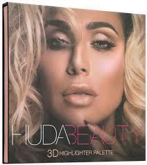 Paleta de Iluminador 3D Huda Beauty