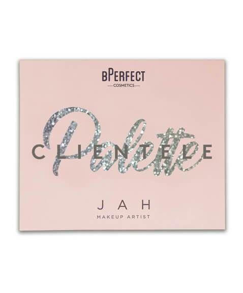 Paleta de Sombra Clientele BPerfect Cosmetics