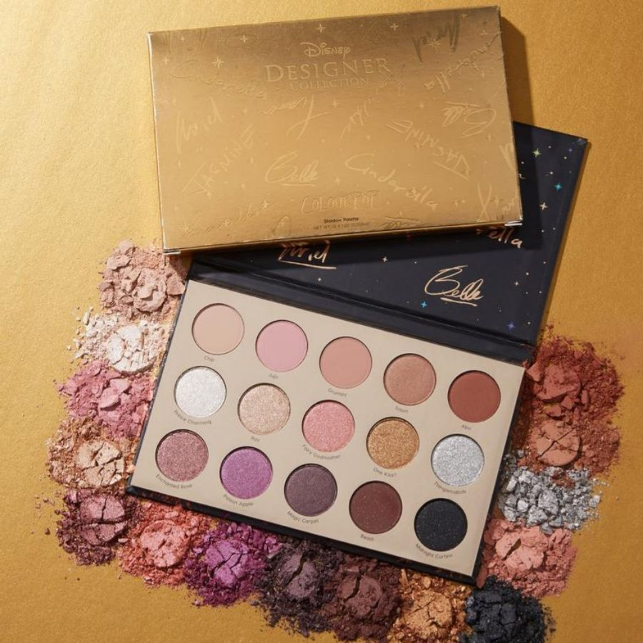 Paleta de Sombra It's Princess Thing - Colourpop