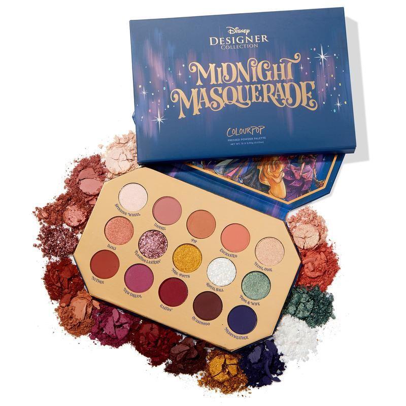 Paleta de Sombra Midnight Masquerade ColourPop