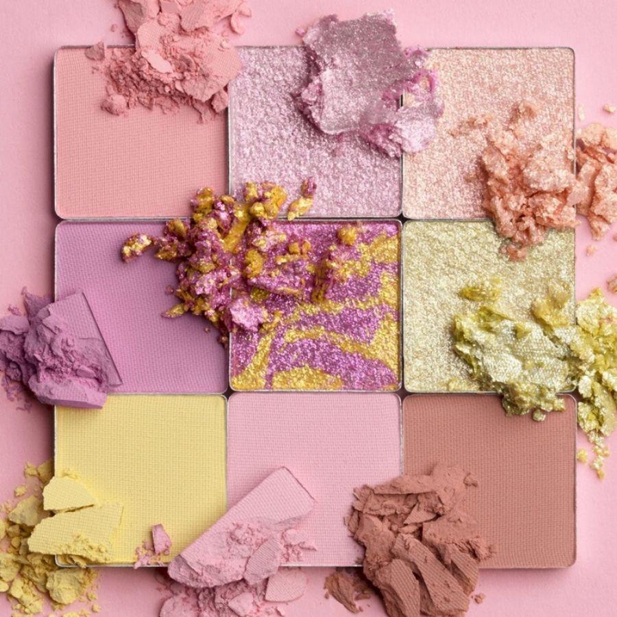 Paleta de Sombra Obssesion Rose Pastel - Huda Beauty