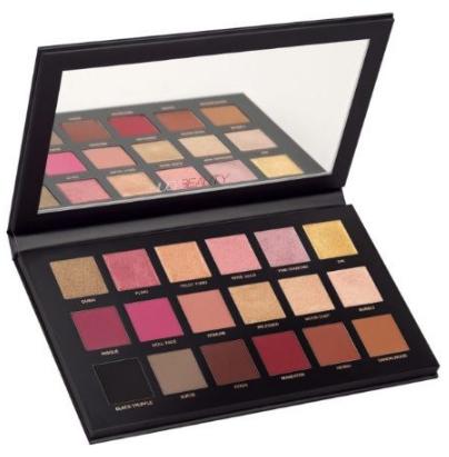 Paleta de Sombras Huda Beauty Edição Rose Gold