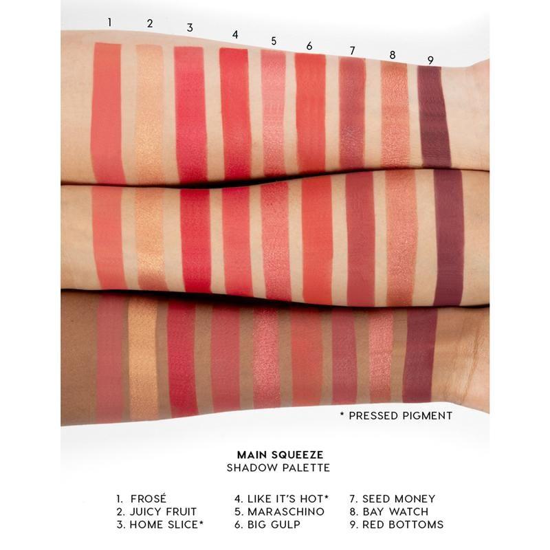 Paleta de Sombras Main Squeeze Colourpop
