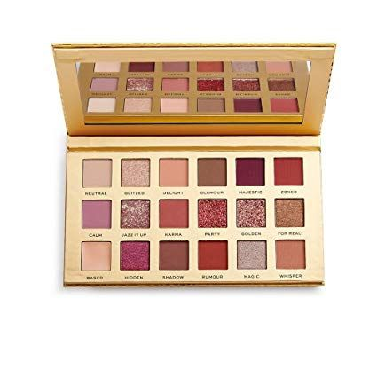 Paleta de Sombras New Neutral Makeup Revolution