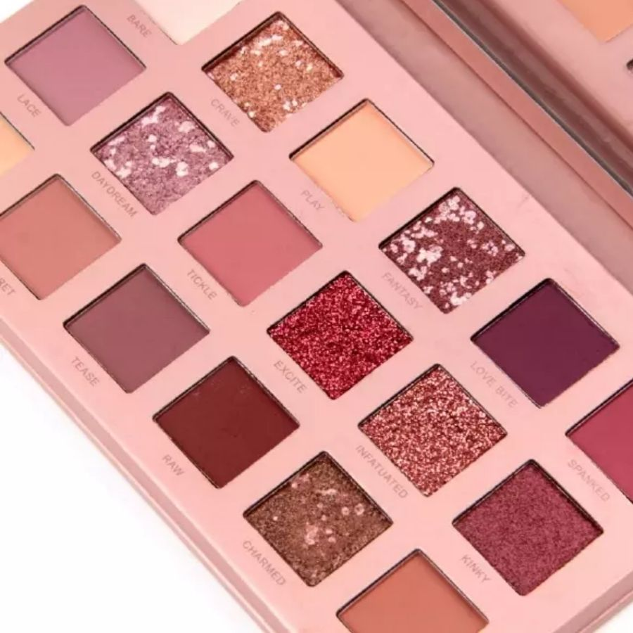 Paleta de Sombras New Nude - Miss Rôse
