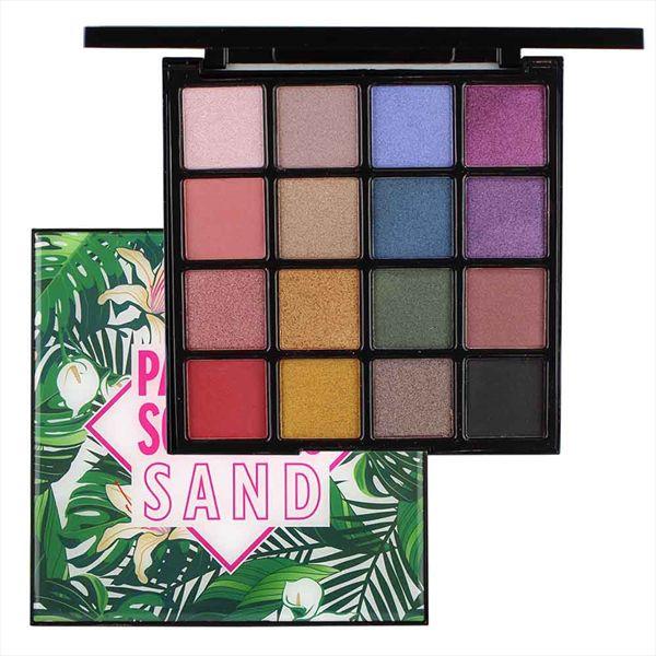 Paleta de Sombras Sand - Luisance