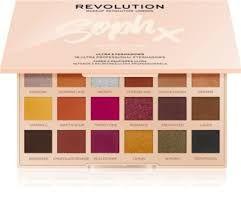 Paleta de Sombras Soph Extra Spice Make Up Revolution