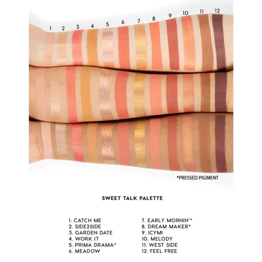 Paleta de Sombras Sweet Talk ColourPop