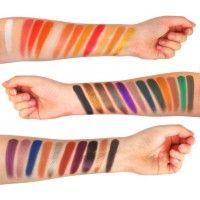 Paleta de Sombras The Badass RudeGirl Livro Rude Makeup