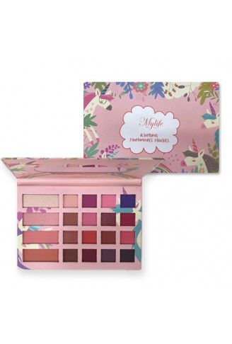 Paleta de Sombras Unicórnio 02 MyLife