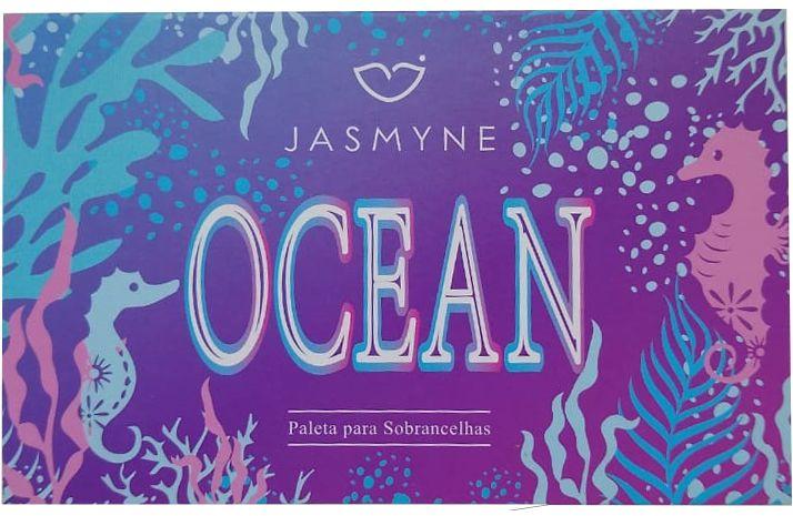 Paleta para Sobrancelhas Ocean Jasmyne B