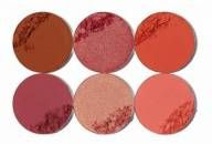 Paleta The Saharan Blush II Juvia's