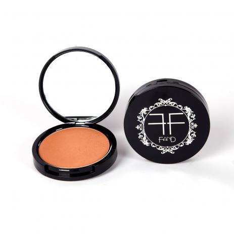 Pó Compacto Bronze Laguna Fand Makeup