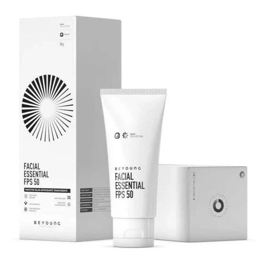 Protetor Facial Essential FPS50 Beyoung