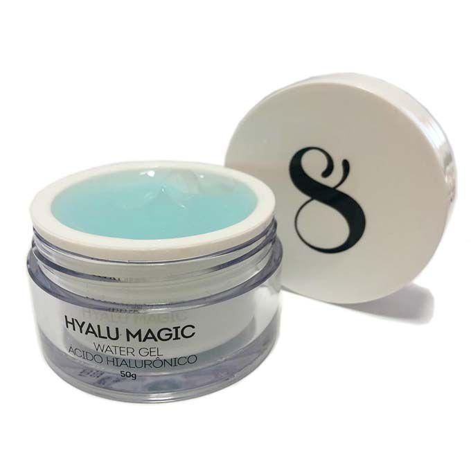 Hidratante Water Gel Hyalu Magic Suelen Makeup
