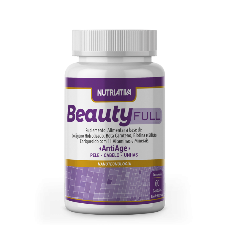Beauty FULL 60 caps Nutriativa