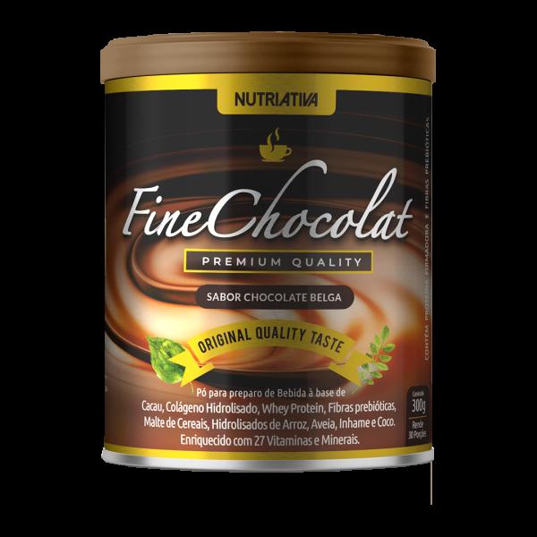 Fine Chocolat 300g Nutriativa