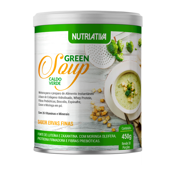 Green Soup 450 g Nutriativa