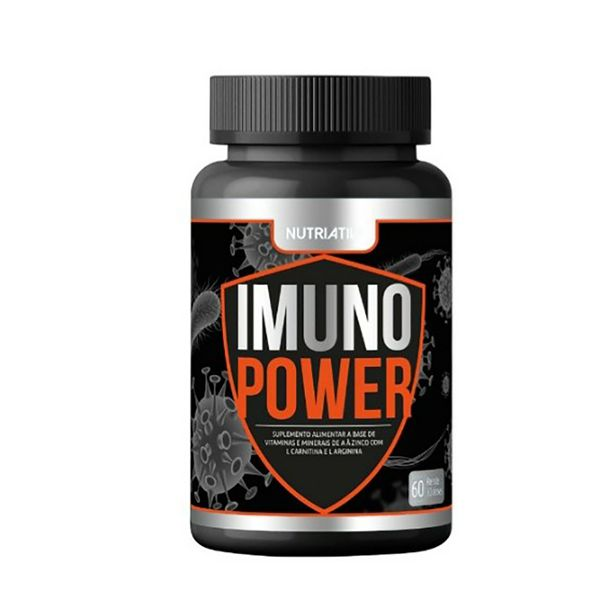 Imuno Power 60 caps Nutriativa