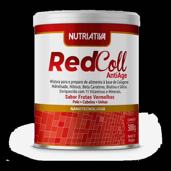 RedColl AntiAge 300g Nutriativa