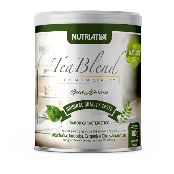 Tea Blend – Good Afternoon 300g Nutriativa