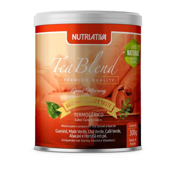 Tea Blend – Good Morning 300 g Nutriativa
