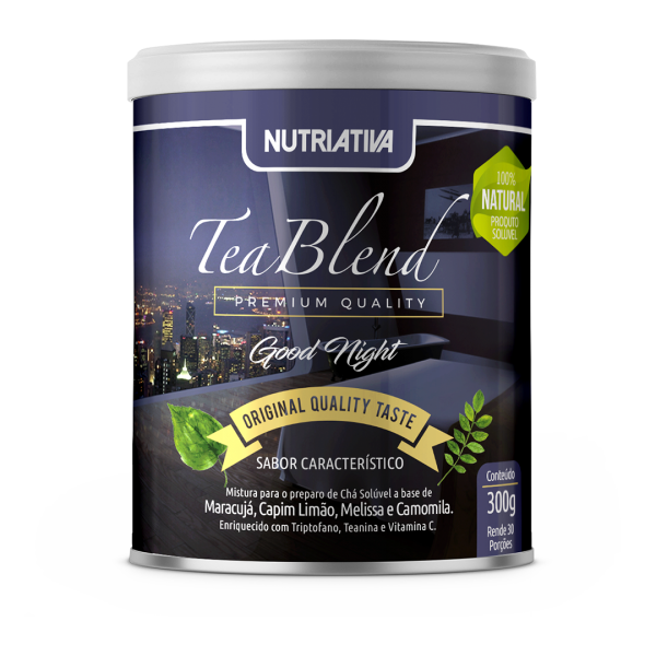 Tea Blend – Good Night 300 g Nutriativa